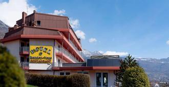 雷得斯保司酒店 - 圣文森特 - 建筑