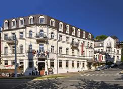 大洲酒店 - 玛丽亚温泉市 - 建筑