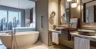 新加坡瑞士史丹福酒店 - 新加坡 - 浴室