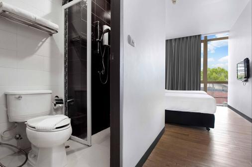 曼谷玛卡萨富驿时尚酒店 - 曼谷 - 浴室