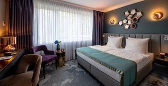 汉堡日本酒店 - 汉堡 - 睡房