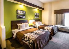 安眠套房酒店-奥兰多国际机场 - 奥兰多 - 睡房
