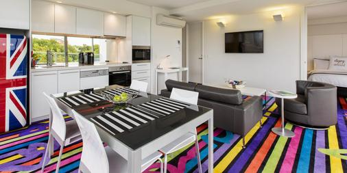 Adge Apartments - 悉尼 - 餐厅