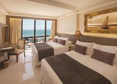 蓬塔内格拉海滩贝斯特韦斯特高级大酒店 - 纳塔尔 - 睡房