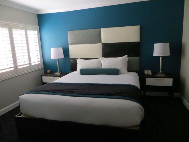贝斯特韦斯特普拉斯皇家赌场酒店 - 拉斯维加斯 - 睡房
