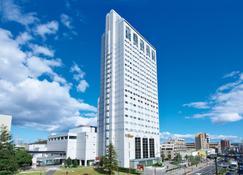 都黎明酒店 - 尼崎市 - 建筑