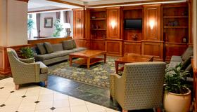 波特兰机场克拉丽奥酒店 - 波特兰 - 大厅