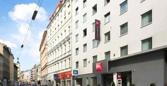 宜必思维也纳城市酒店 - 维也纳 - 建筑