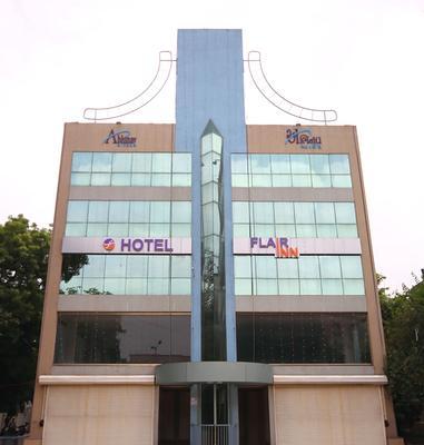 弗莱尔酒店 - 艾哈迈达巴德 - 建筑