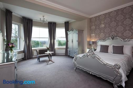 艾尔夫德雷酒店 - 普里茅斯 - 睡房