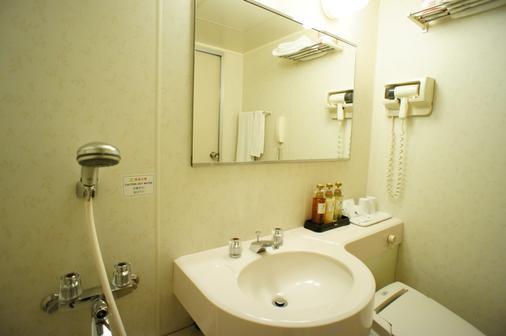 大阪最佳西方欢乐酒店 - 大阪 - 浴室