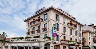 格兰德杜帕克国际之家酒店 - 艾克斯莱班 - 建筑