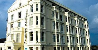 大不列颠克利夫顿酒店 - 斯卡伯勒 - 建筑