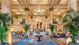 华盛顿威拉德洲际酒店 - 华盛顿 - 大厅