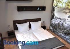 维多利亚设计酒店 - 布劳恩拉格 - 睡房