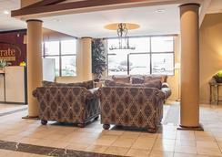 布法罗机场品质酒店 - 布法罗 - 休息厅