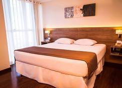 瓦吉尼亚皇家咖啡厅酒店温德姆 Tryp 酒店 - 瓦尔任阿 - 睡房