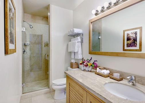 拉普拉亚迦密酒店 - 卡梅尔海 - 浴室