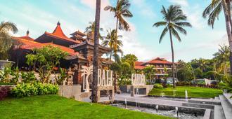 巴厘岛花园海滩度假村 - 库塔 - 建筑