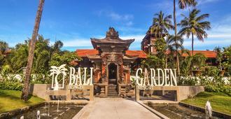 巴厘岛花园海滩度假村 - 库塔