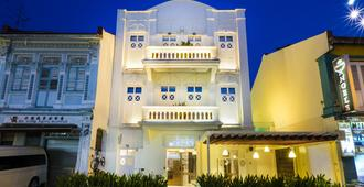 道拉德酒店 - 新加坡 - 建筑