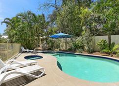 切斯努萨度假汽车旅馆 - 阳光海滩 - 游泳池