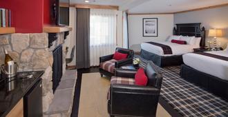 兰丁度假酒店和Spa中心 - 南太浩湖 - 睡房