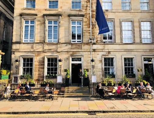 爱丁堡世界酒店 - 爱丁堡 - 建筑