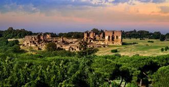 坎帕尼亞飯店 - 罗马 - 户外景观