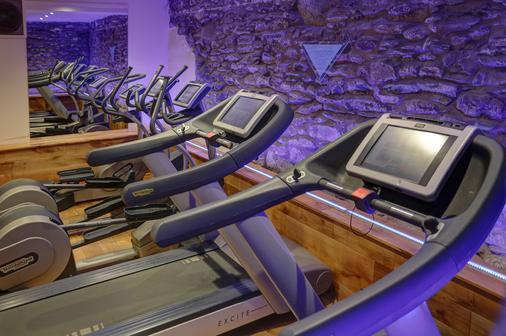 贝斯特韦斯特顶级精选安布尔赛德萨鲁特逊 SPA 酒店 - 安布尔塞德 - 健身房