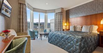 贝斯特韦斯特顶级精选安布尔赛德萨鲁特逊 SPA 酒店 - 安布尔塞德 - 睡房