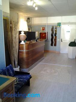 罗马旅游酒店 - 罗马 - 柜台