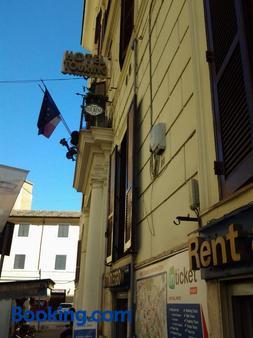 罗马旅游酒店 - 罗马 - 建筑