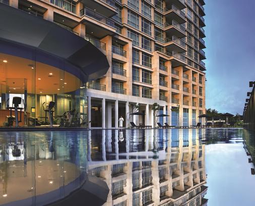 雅加达香格里拉酒店 - 雅加达 - 建筑