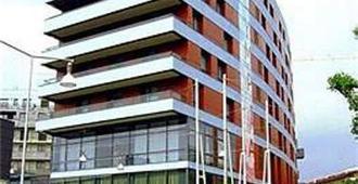 奧林匹克藝術飯店 - 都灵 - 建筑