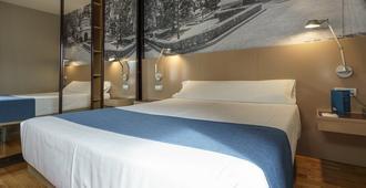 校园公寓酒店 - 奥维多 - 睡房