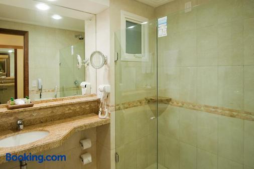 庞塔马尔普拉亚酒店 - 纳塔尔 - 浴室