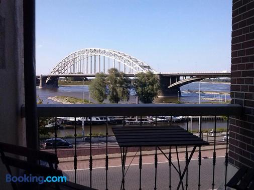 瓦尔卡德勇气酒店 - 奈梅亨 - 阳台