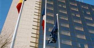 普尔曼布加勒斯特世界贸易中心酒店 - 布加勒斯特 - 建筑