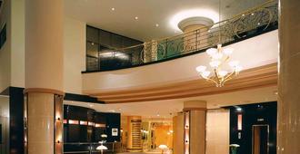 普尔曼布加勒斯特世界贸易中心酒店 - 布加勒斯特 - 大厅