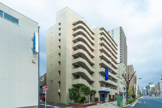 日暮里mystays酒店 - 东京 - 建筑