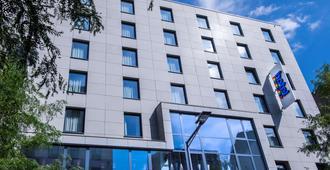 拉蒂森卢森堡市公园旅馆 - 卢森堡 - 建筑