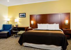 蒙特里半岛机场康福特茵酒店 - 蒙特雷 - 睡房