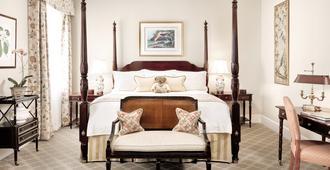 普朗特斯查尔斯顿宾馆 - 查尔斯顿 - 睡房