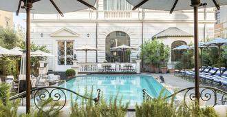 达玛广场酒店(首选酒店及度假村) - 罗马 - 游泳池
