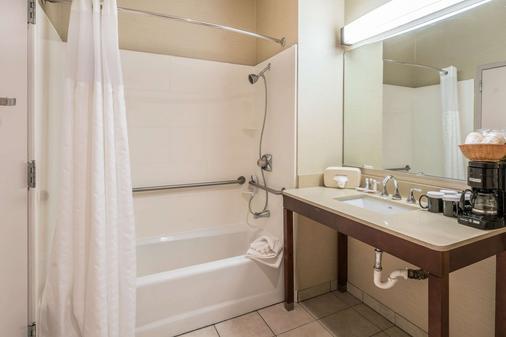 西雅图凯富套房酒店 - 西雅图 - 浴室