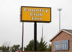 乡村俱乐部旅馆 - 科尔比 - 户外景观