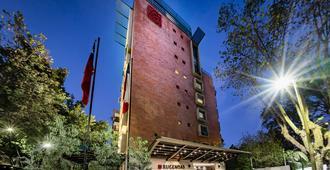 如根达斯酒店 - 圣地亚哥 - 建筑