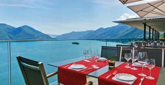 卡萨贝尔诺瑞士品质酒店 - 阿斯科纳 - 餐馆