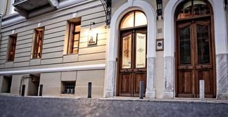 雅典城市瑟科斯酒店 - 雅典 - 建筑
